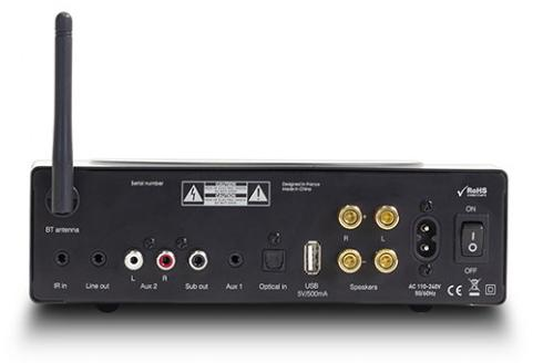 Elipson MC Mini Integroitu pienoisvahvistin, Bluetooth/DAC-20232