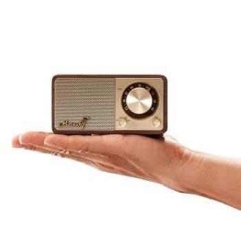 Sangean WR7 Akku Pienoisradio Bluetooth Musta-0