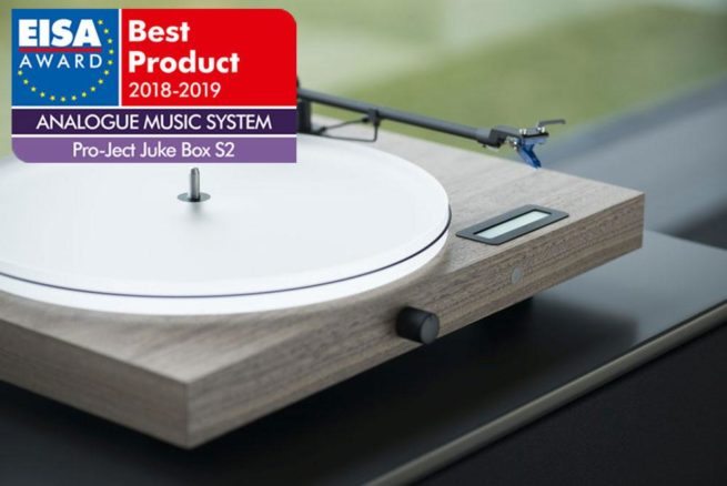 Pro-Ject Juke Box S2 All-In-One Soitin-20053