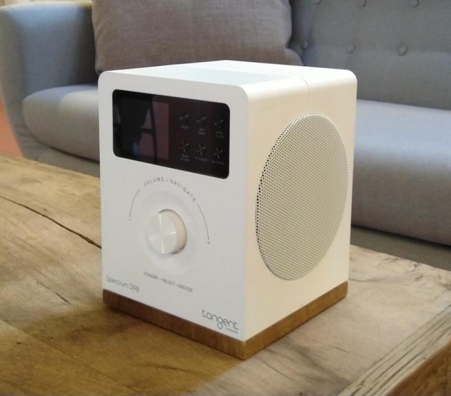 Tangent Spectrum Radio DAB+/FM Pöytäradio-0