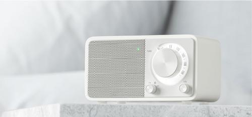 Sangean WR7 Akku Pienoisradio Bluetooth Valkoinen-20129