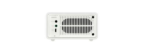 Sangean WR7 Akku Pienoisradio Bluetooth Valkoinen-20128