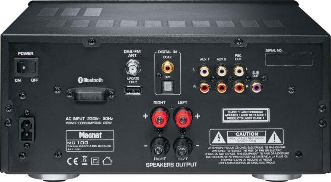 Magnat MC 100 CD-vastaanotin-20493