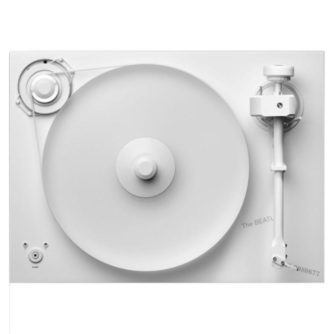 Pro-Ject 2Xperience The Beatles White Album levysoitin-0