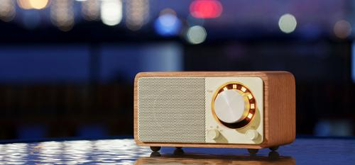 Sangean WR7 Akku Pienoisradio Bluetooth Cherry-0