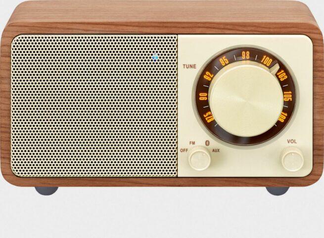 Sangean WR7 Akku Pienoisradio Bluetooth Cherry-20586