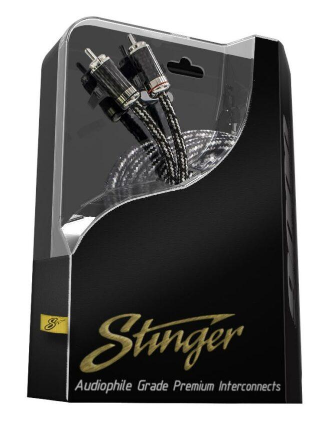 Stinger 9000-Sarja HighEnd RCA Stereokaapeli-20672