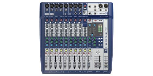 Soundcraft Signature 12 Mikseri-0