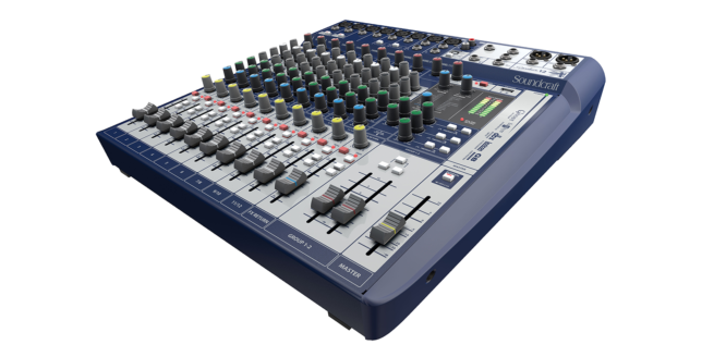 Soundcraft Signature 12 Mikseri-20667