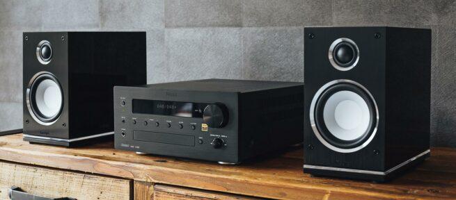 Magnat Set MC 100 Quantum Edelstein Musta-0