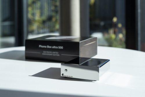 Pro-Ject Phono Box Ultra 500 RIAA-Esivahvistin-0