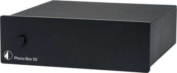 Pro-Ject Phono Box S2 RIAA-esivahvistin levysoittimelle-20828