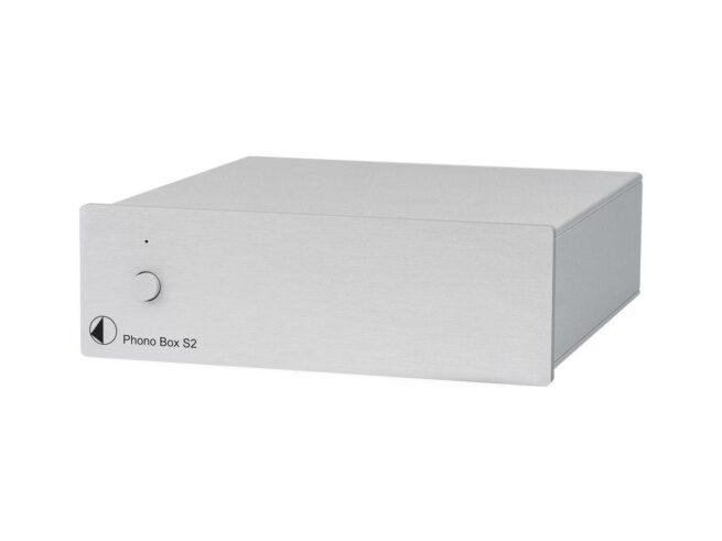 Pro-Ject Phono Box S2 RIAA-esivahvistin levysoittimelle-0