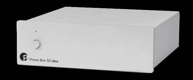 Pro-Ject Phono Box S2 Ultra RIAA esivahvistin-0