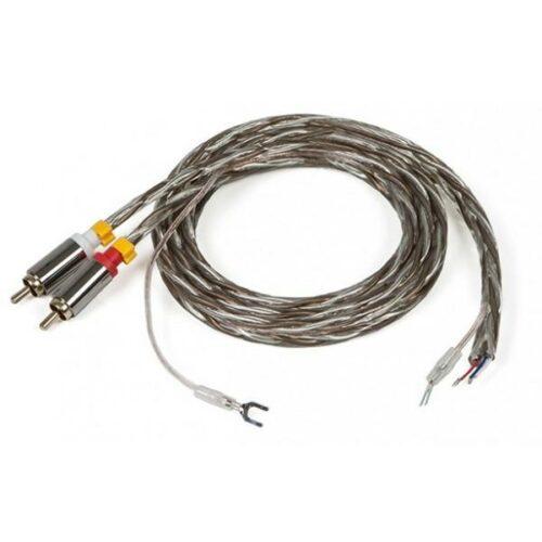 Pro-Ject Connect It E levysoitinkaapeli, RCA-avoin, 1,23 m-0
