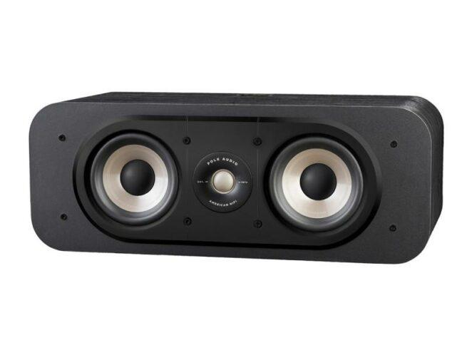 Polk Audio SIGS30CE keskikaiutin, musta-0