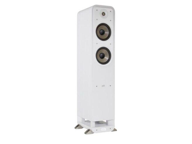 Polk Audio SIGS50E Lattiakaiutin, valkoinen-0