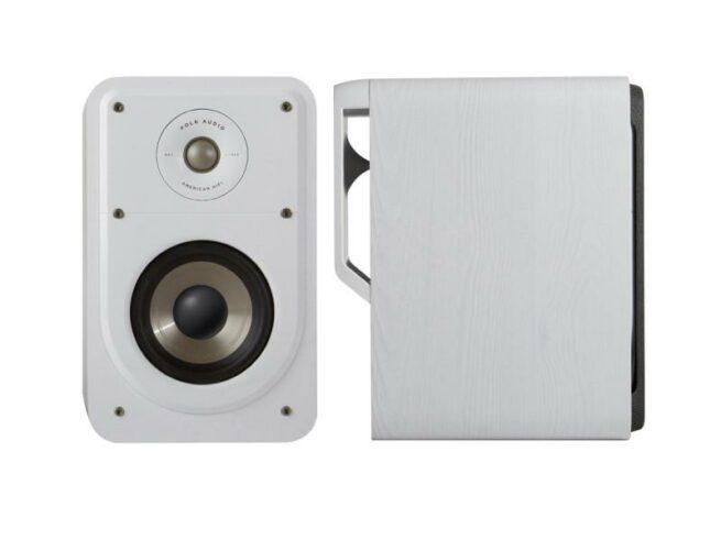 Polk Audio SIGS15E Jalustakaiuttimet, valkoinen-0