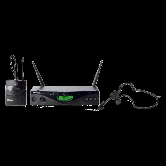 AKG WMS470SPORTS Sport Set Langaton Headset-0