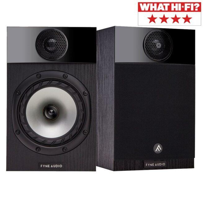 Fyne Audio F300 2-Tie Jalustakaiutin 125mm-0
