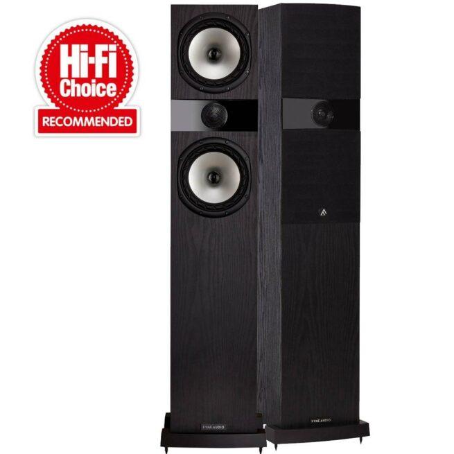 Fyne Audio F303 2-Tie Lattiakaiutin 2x150mm-0