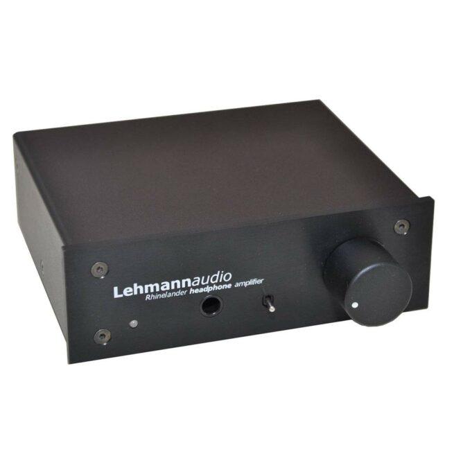 Lehmann Rhinelander kuulokevahvistin-0