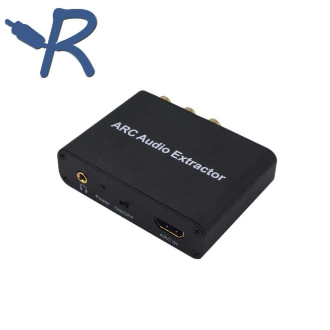 R-Audio HDMI ARC Erotin-0