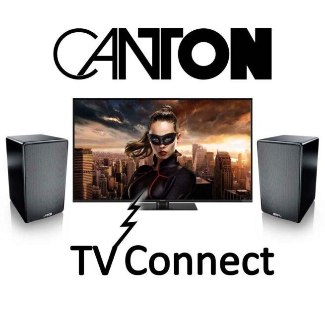 Canton TV Connect TV Äänentoistopaketti-21123