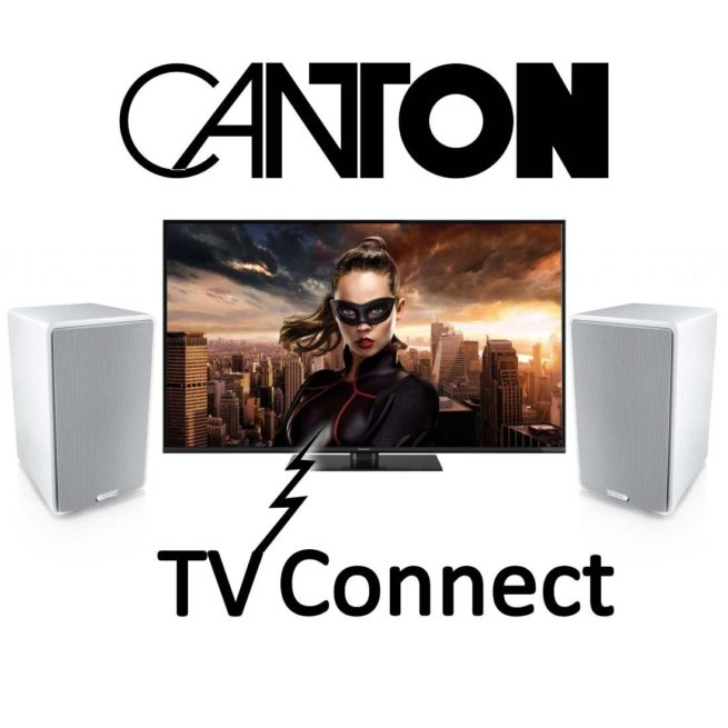 Canton TV Connect TV Äänentoistopaketti-21122