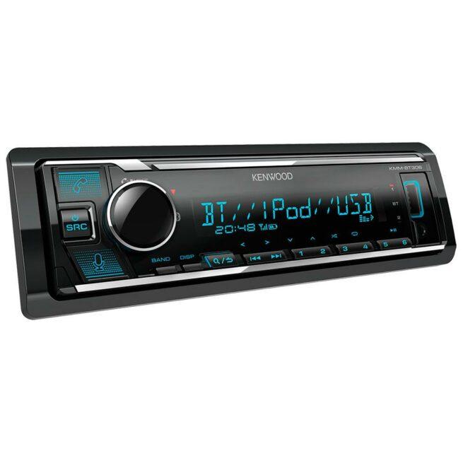 Kenwood KMM-BT306 USB Bluetooth DSP Soitin-22898