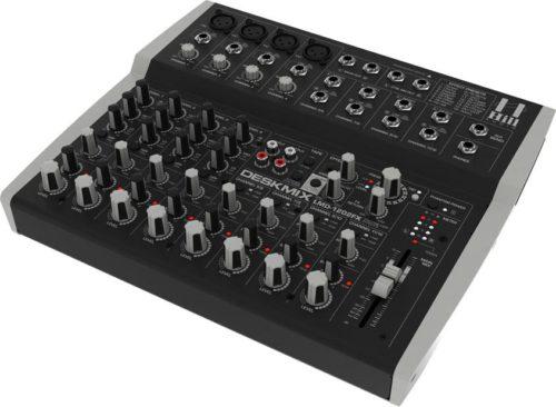 Hill Audio LMD-1202FX 12-Kanavaa Mixer Efekteillä-0