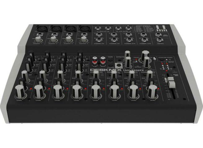 Hill Audio LMD-1202FX 12-Kanavaa Mixer Efekteillä-21177