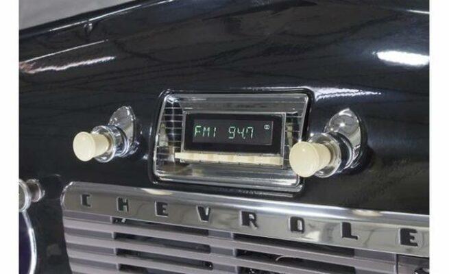 Retrosound Chevy Truck -47-53 kulmapalat-21485