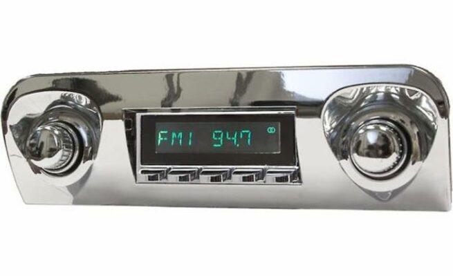 Retrosound etupaneli -59-60 Impala-21488