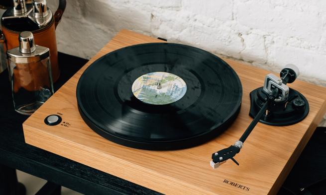 Roberts Radio RT100 Levysoitin USB/RIAA-21183