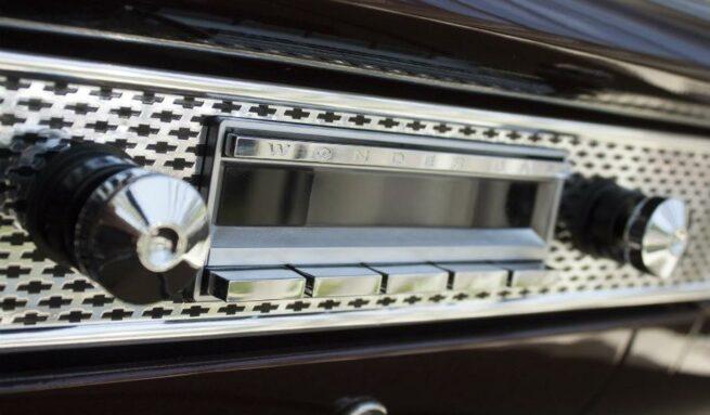 Retrosound Wonderbar Large GM -49-60 malleihin-0