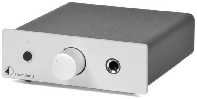 Pro-Ject Head Box S, hopea-0