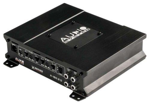 Audio System X-150.2D 2-Kanava D-Luokka-0