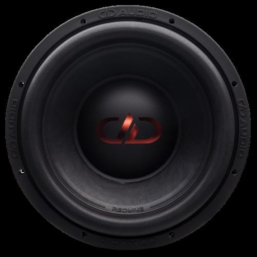 """DD Audio Redline 710d D4 10"""" 2 x 4 ohm-0"""