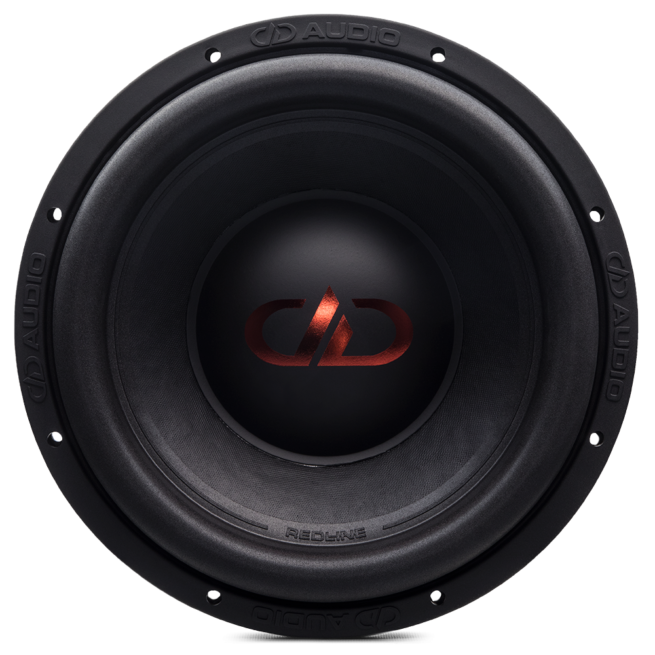 """DD Audio Redline 710d D2 10"""" 2 x 2 ohm-0"""
