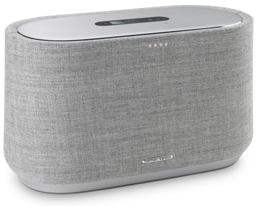 Harman Kardon Citation 300 puheohjattava smart kaiutin, Harmaa-0