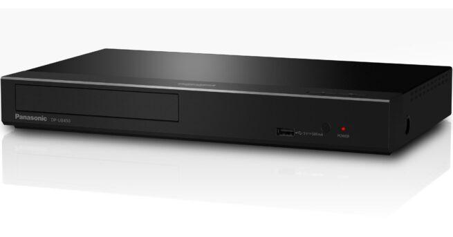 Panasonic DP-UB450EG-K 4K Blu-Ray Soitin-0