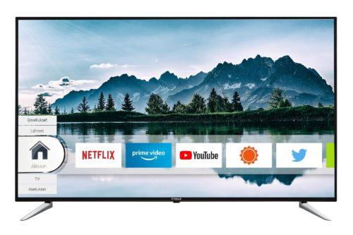 "FINLUX 65"" 4K SMART LED-TELEVISIO-0"