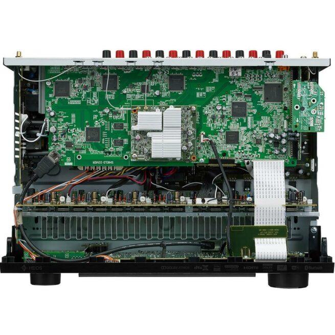 Denon AVR-X1600H 7.2 Kanavainen 4K Ultra HD AV Vahvistin HEOS-21960