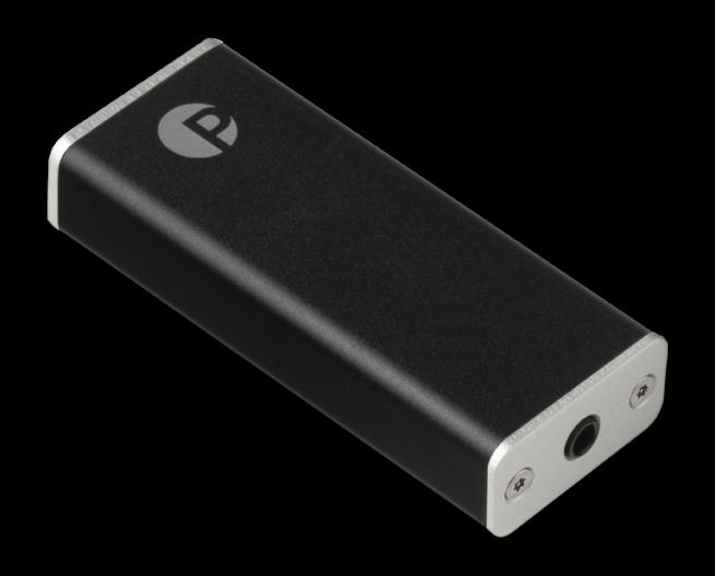 Pro-Ject Dac Box E Mobile, kannettava kuulokevahvistin / da -muunnin-21786