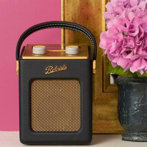 Roberts Radio Revival Mini Matkaradio, Väri: Cream-0