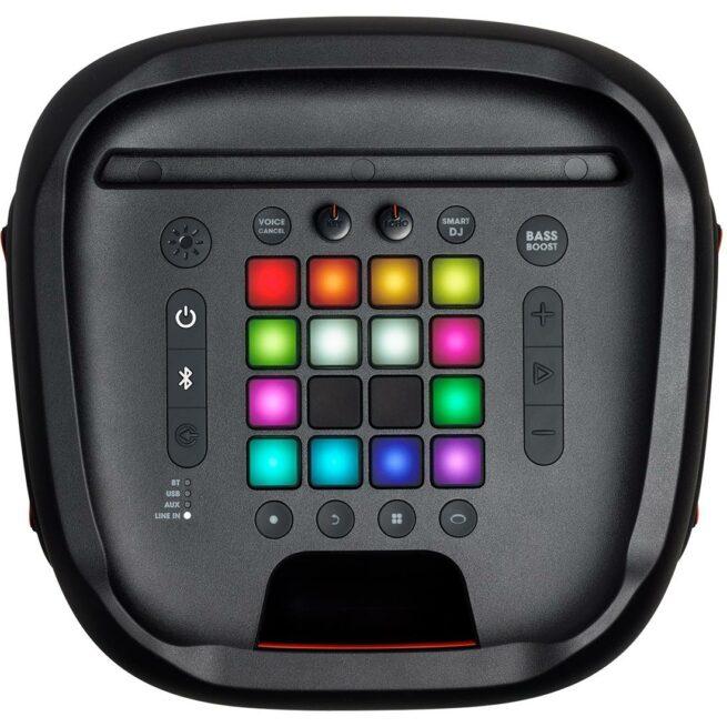 JBL PartyBox 1000 Bluetooth Bilekaiutin Valoshow-21955