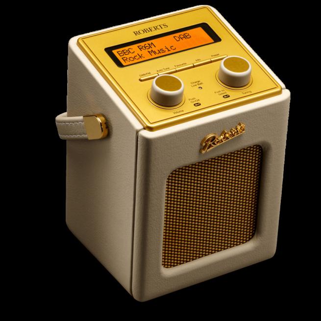 Roberts Radio Revival Mini Matkaradio, Väri: Cream-21790