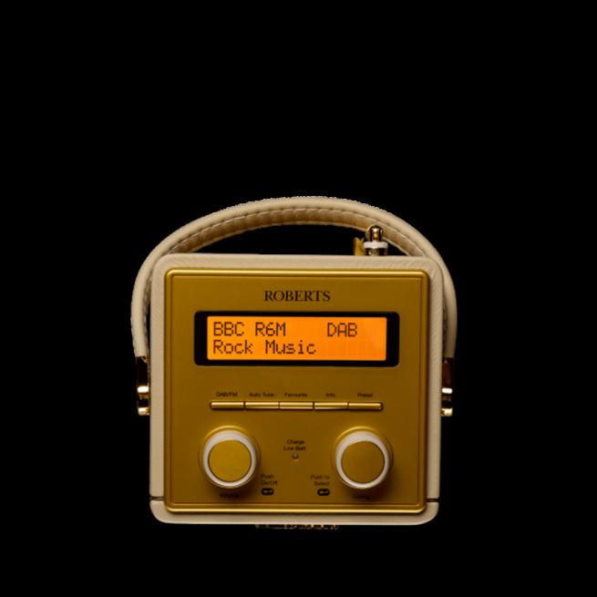 Roberts Radio Revival Mini Matkaradio, Väri: Cream-21791