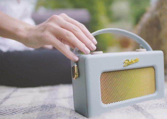 Roberts Radio Revival Uno Pienois Retroradio-21746